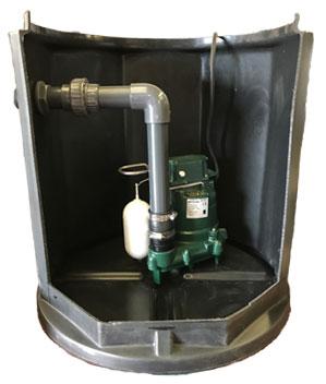 Sewage Pumping Station Spd Uk